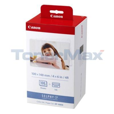 CANON KP-108IN INK AND PAPER SET CMY